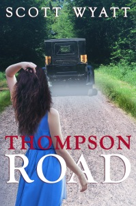 Cover of Thompson Road by Scott Wyatt