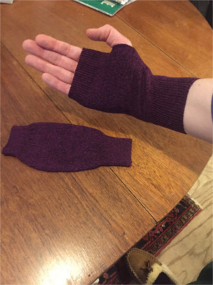 fingerless gloves 2